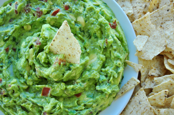 Fat Burning Foods - Guacamole