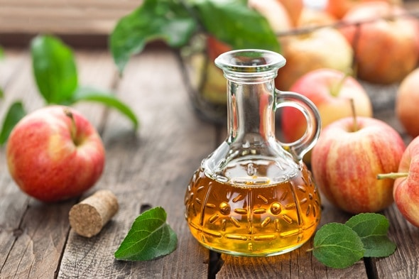Fat Burning Foods - Apple Cider Vinegar