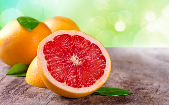 Fat Burning Foods - Grapefruit