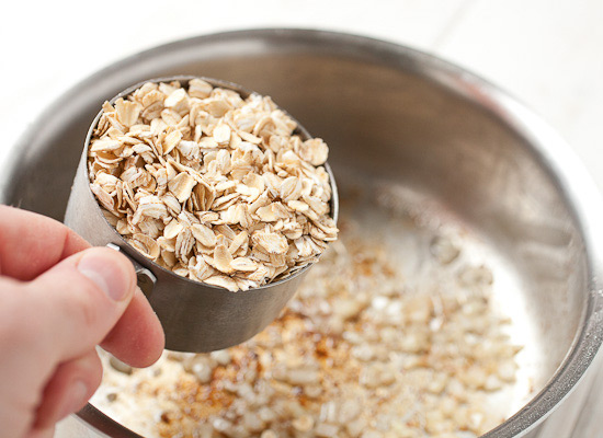 Fat Burning Foods - Oatmeal