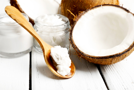 Coconut Oil - Weight Loss Friendly Foods
