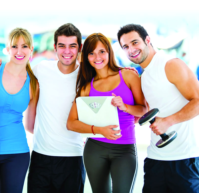 Fitness Friends - Weight Loss Diet to Lose Weight Fast