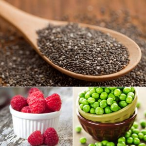 Foods With Lots of Fiber