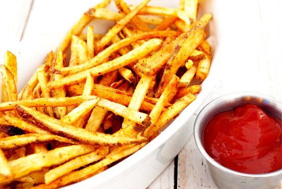 French Fries and Potato Chips - Avoid This Foods If You're Trying to Lose Weight