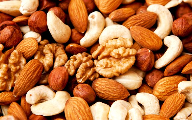 Nuts - Weight Loss Friendly Foods