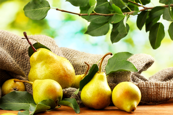 Pears - Weight Loss Friendly Foods