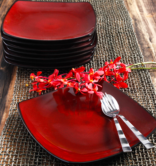 Red Plates - Weight Loss Diet to Lose Weight Fast