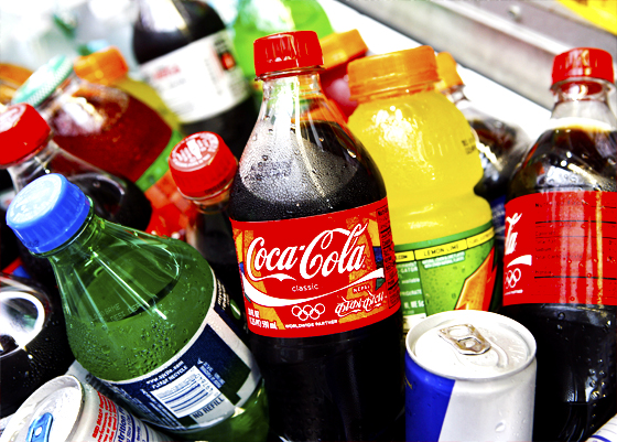 Sugary Drinks - Avoid This Foods If You're Trying to Lose Weight