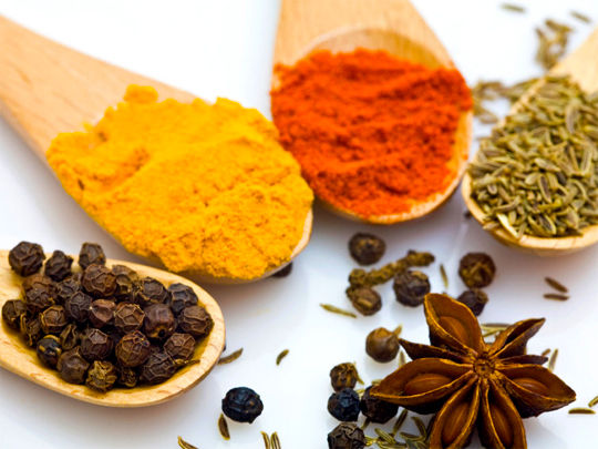 Add Spices to Your Meals to Lose Weight
