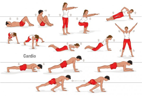 Best Exercise To Lose Weight Belly Fat