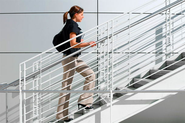 Take the Stairs Instead of Elevator to Lose Weight Faster