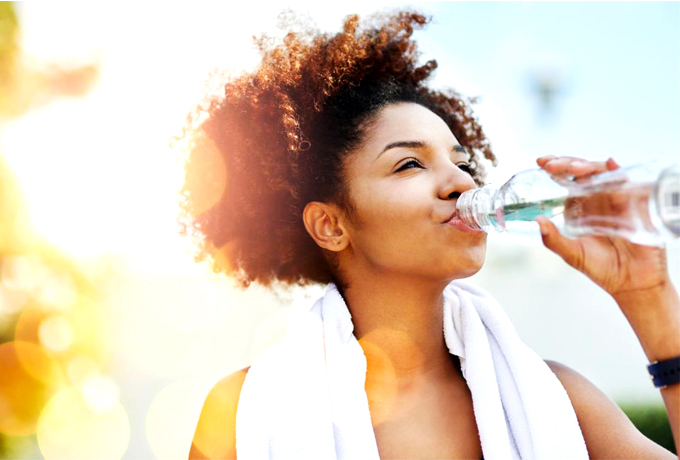 Drink Water - How to Lose Weight Fast 10 Ways to Manage Your Worst Cravings