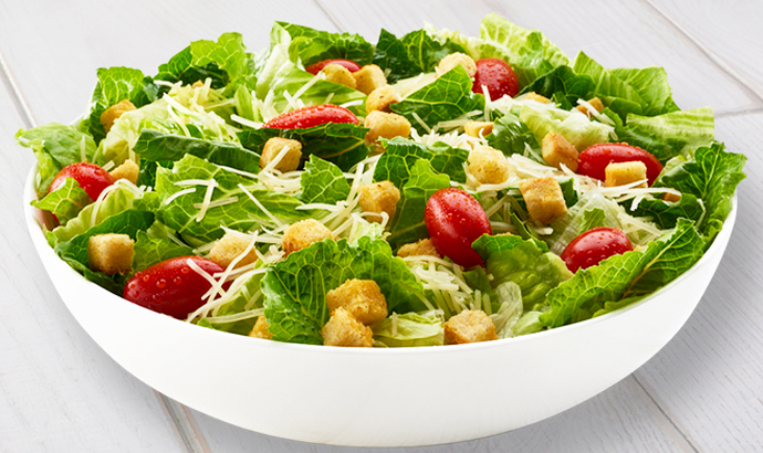 Salad - 20 Easy Ways To Lose Weight Naturally Without Dieting