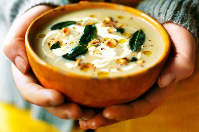 Soup's on, Weight's off - 20 Easy Ways To Lose Weight Naturally Without Dieting