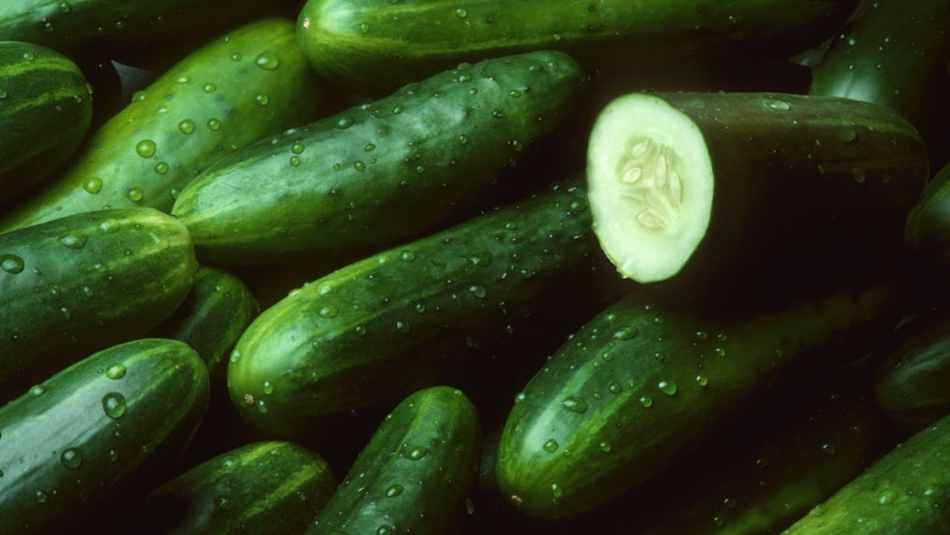 Eat Cucumber to Lose Weight