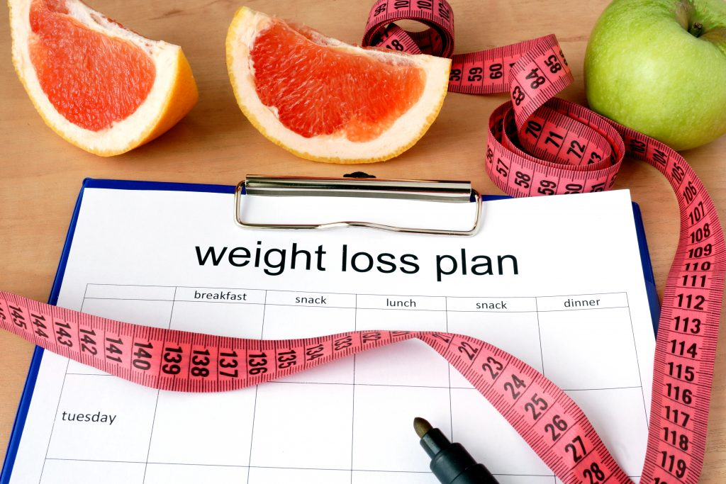 Make Friends with Your Weekly Planner - 15 Easy Tips to Sustain Your Weight Loss Motivation