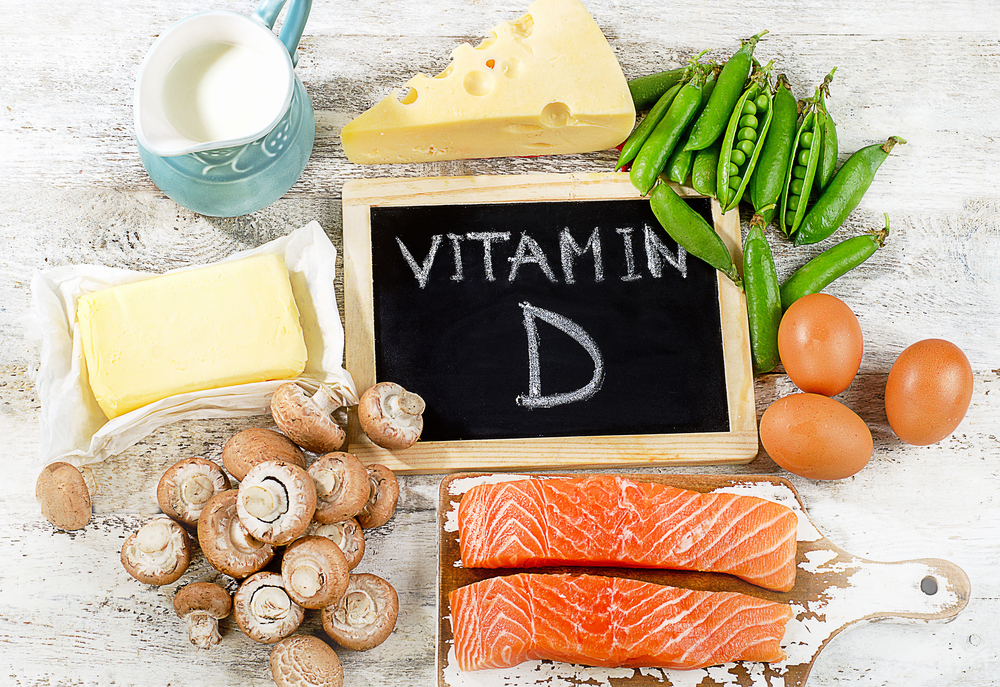 Vitamin D - The Best 5 Weight Loss Supplements for Losing Weight Faster Than Light