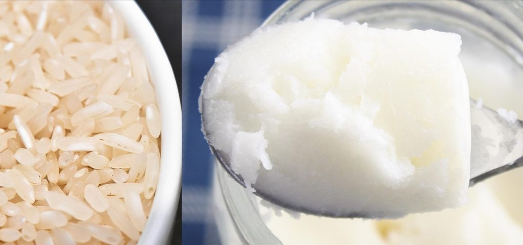 Add Coconut Oil to Rice - How to Lose Weight 10 Fast, Easy Weight Loss Tips