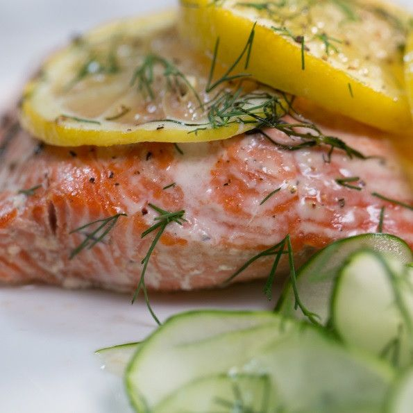Don't Order the Salmon - How to Lose Weight Fast 10 Simple Tips to Reach the Weight You Want