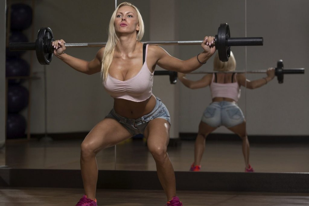 Squats - The 10 Best Weight Loss Exercises For Losing Weight Faster