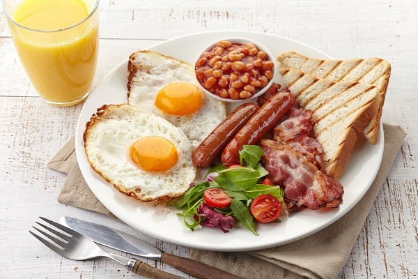 Eat High-Protein Breakfast to Maintain Fast Weight Loss
