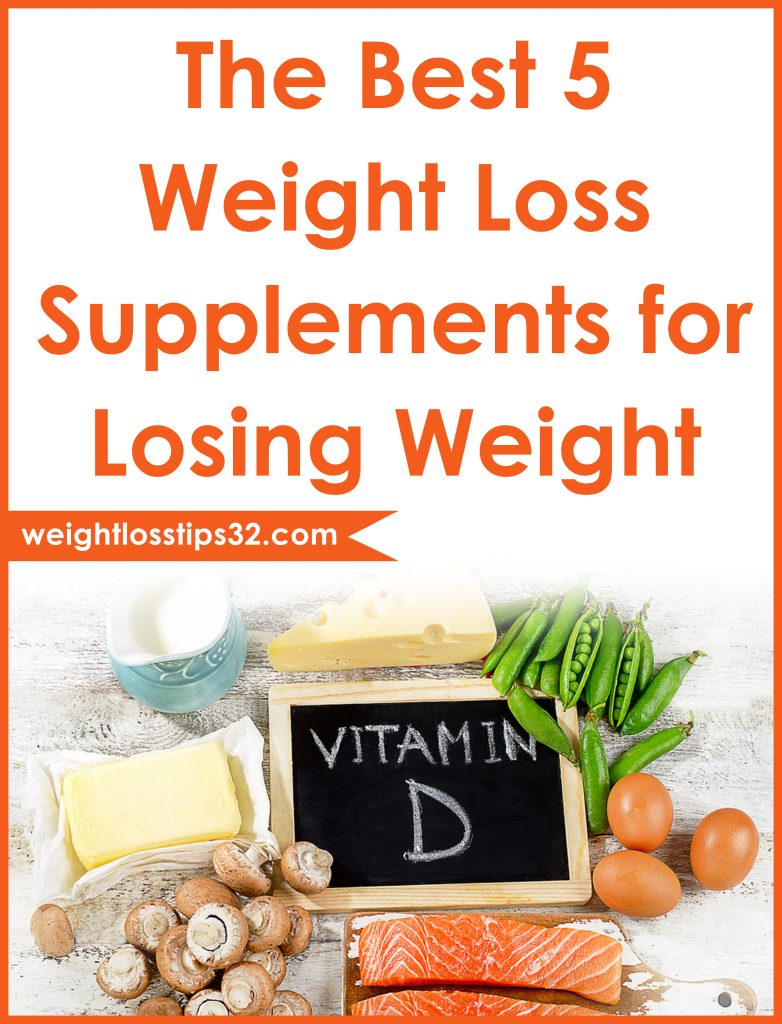 The Best 5 Weight Loss Supplements for Losing Weight Faster Than Light