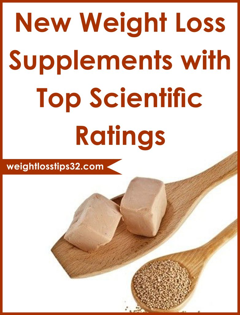 7 New Weight Loss Supplements with Top Scientific Ratings