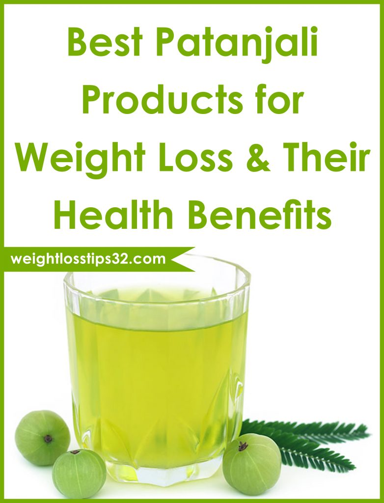 Best Patanjali Products for Weight Loss & Their Health Benefits