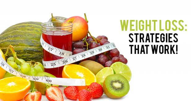 8 Weight Loss Strategies That Will Actually Help You Lose Weight Fast