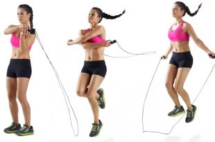 Jumping Rope - The 9 Best Exercises for Weight Loss