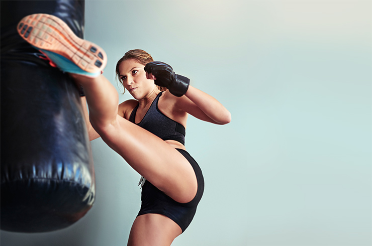 Kickboxing - The 9 Best Exercises for Weight Loss