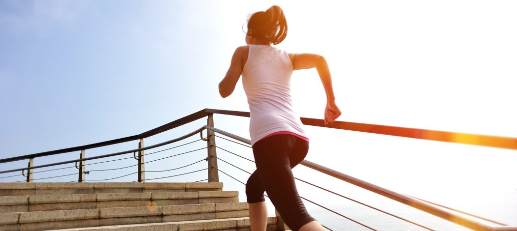 Stairs - The 9 Best Exercises for Weight Loss