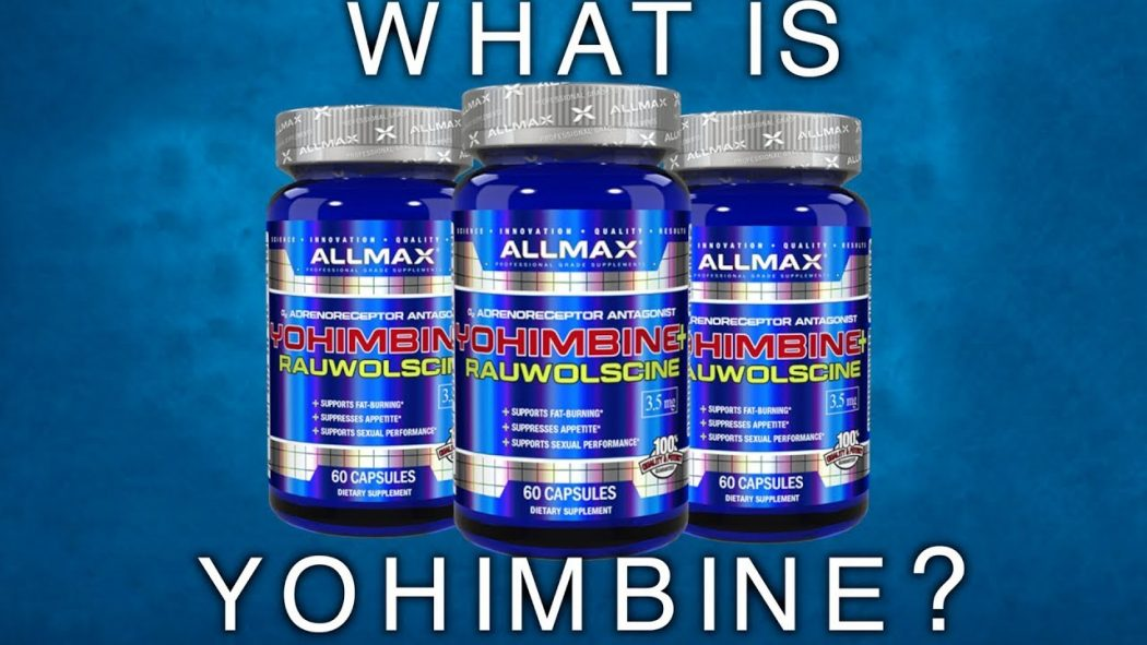 Yohimbine HCL - Best Weight Loss Supplements That Will Help You Achieve Your Goals