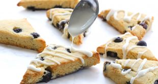 Low Carb Desserts Easy and Delicious Keto Friendly Desserts Worth Making - Blueberry Scones