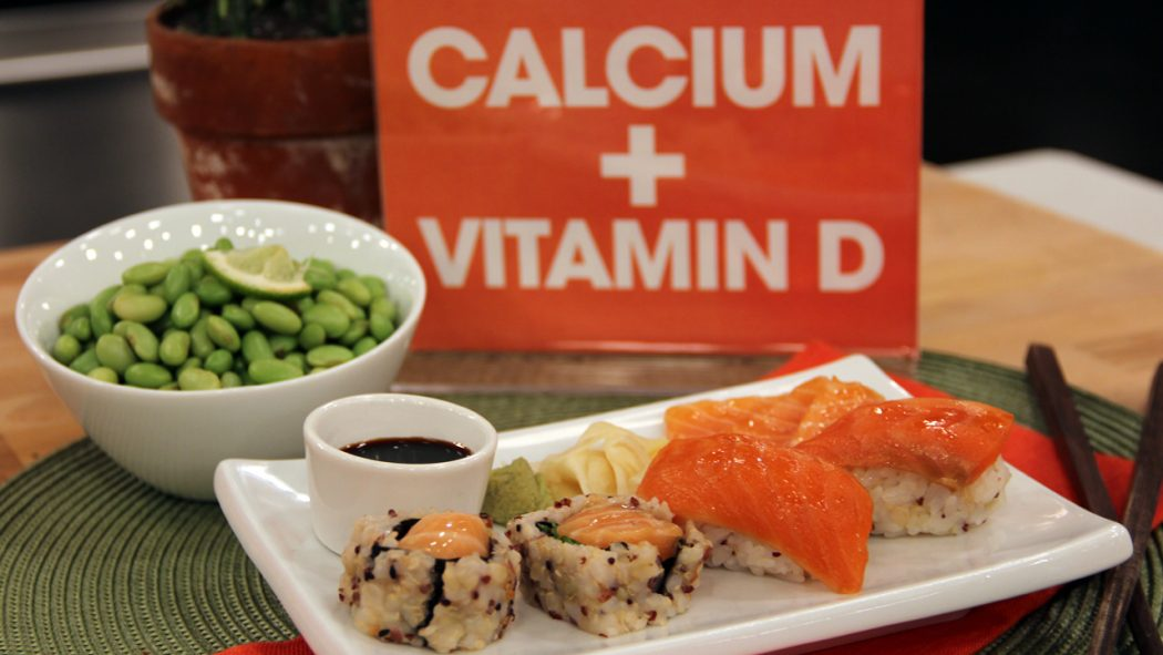 Calcium and Vitamin D - 10 Daily Rules for Faster Weight Loss and Easier Hunger Control