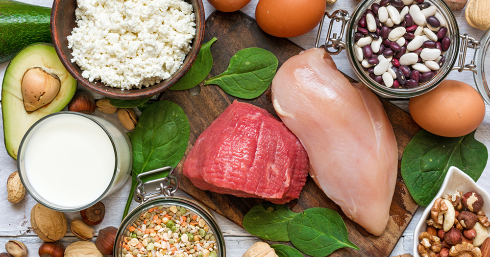 Protein, Fat and Vegetables - 10 Daily Rules for Faster Weight Loss and Easier Hunger Control
