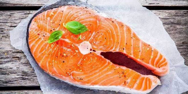 Salmon - 10 Healthy & Weight Loss Friendly Foods That Will Fit in Any Diet