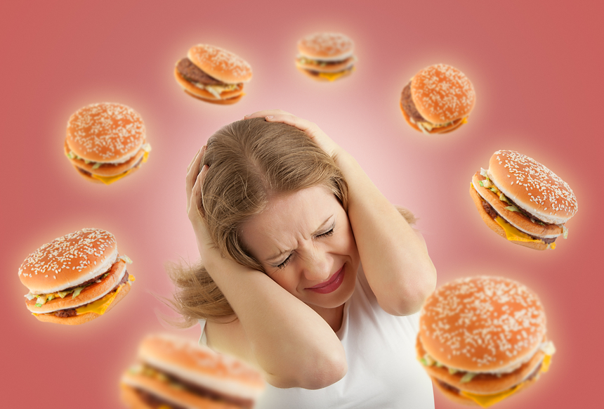 You are binge eating - 10 Reasons Why You Are Still Not Losing Weight As You Have To
