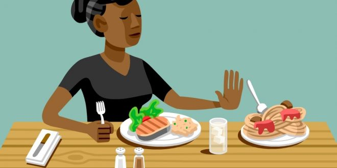 You are eating too many calories - 10 Reasons Why You Are Still Not Losing Weight As You Have To