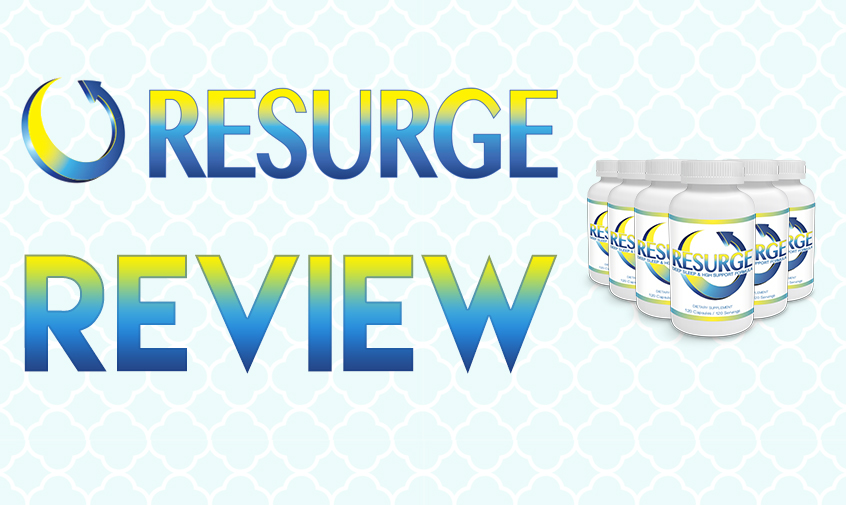 Resurge Review - New Weight Loss Supplement - MUST READ