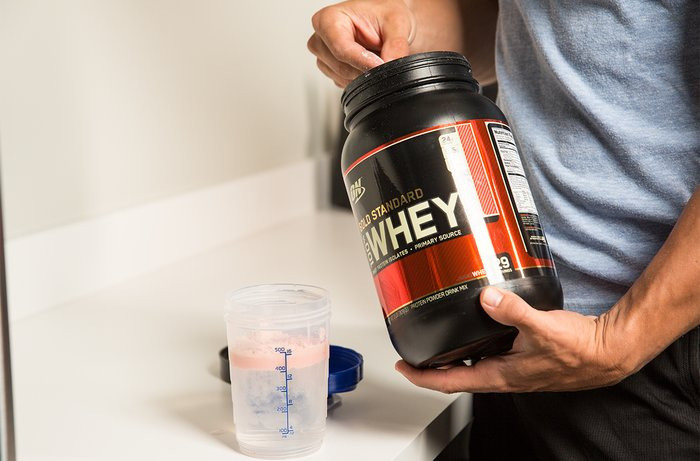 Don't let your body starve for protein after exercising