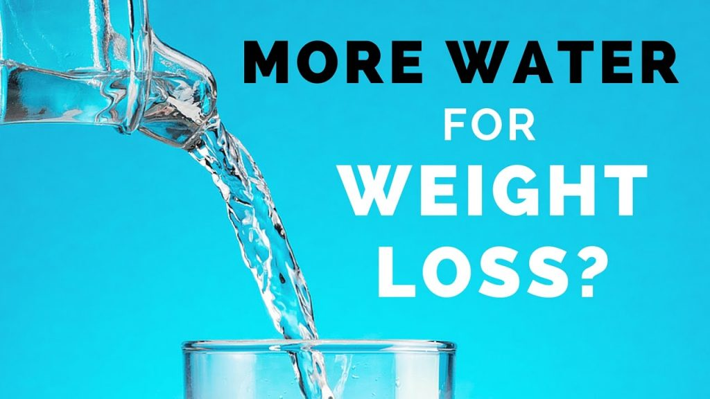 Drink Water for Weight Loss - How to Lose Thigh Fat for Teenage Girl