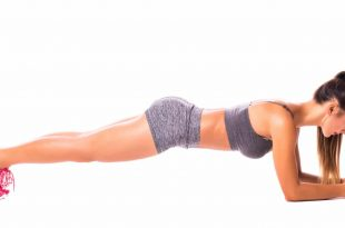 Plank - What Exercise Burns the Most Belly Fat