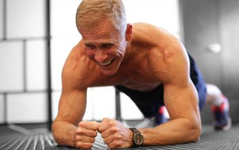 Best Workout Program for 50 Year Old Man