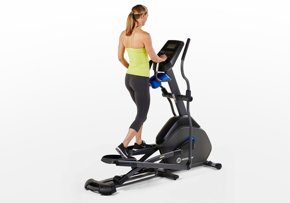 Elliptical - Bodyweight Workouts to Get Big Buttocks and Hips