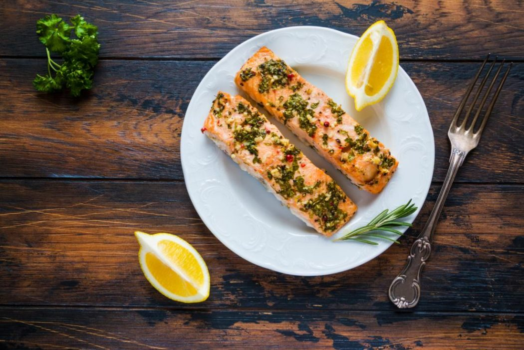 Fish - Home Remedies for Bigger Hips and Buttocks