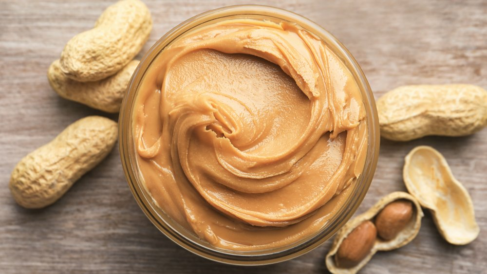 Peanut butter - Home Remedies for Bigger Hips and Buttocks
